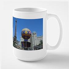 Paris Las Vegas Customized Mug