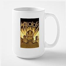 Metropolis Ceramic Mugs
