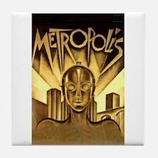 Metropolis Tile Coaster