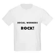 Social Workers ROCK T-Shirt