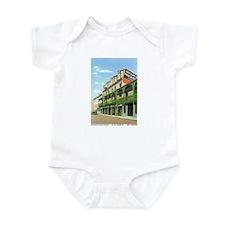 New Orleans Louisiana LA Infant Bodysuit
