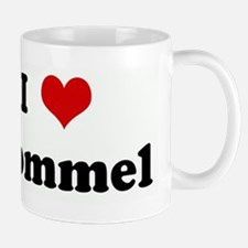 I Love Rommel Mug