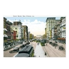 New Orleans Louisiana LA Postcards (Package of 8)