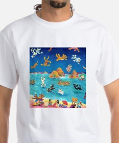 Raining Cats & Dogs in Lanikai Shirt