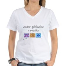 Grandma's quilts Shirt