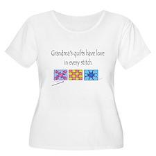 Grandma's quilts T-Shirt