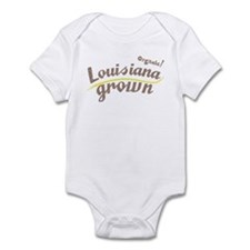 Organic! Louisiana Grown! Infant Bodysuit