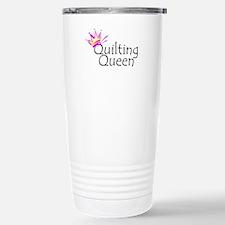 Quilting Queen Travel Mug
