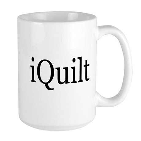 iQuilt Large Mug