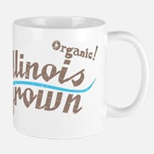 Organic! Illinois Grown! Mug