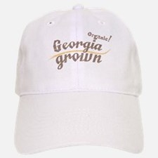 Organic! Georgia Grown! Baseball Baseball Cap