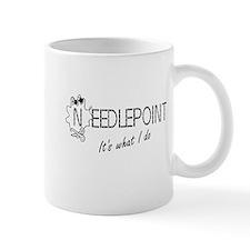 Needlepoint Mug