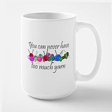 Yarn Large Mug