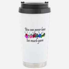 Yarn Stainless Steel Travel Mug