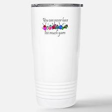 Yarn Travel Mug