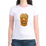 Federal Indian Police Jr. Ringer T-Shirt