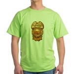 Federal Indian Police Green T-Shirt