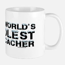 World's Coolest Geocacher Mug