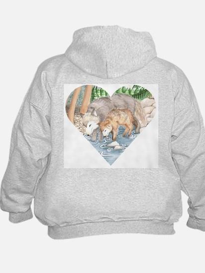 love wolves Hoody