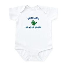 Benjamin - Dinosaur Brother Infant Bodysuit