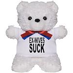 Ex-Wives Suck Teddy Bear