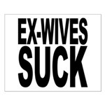 Ex-Wives Suck Small Poster