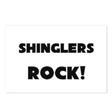 Shinglers ROCK Postcards (Package of 8)