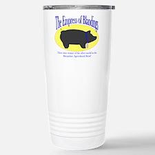 Empress of Blandings Travel Mug