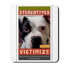 Stereotypes Victimize Mousepad