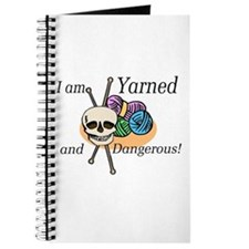 Yarned and Dangerous Journal
