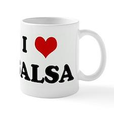 I Love SALSA Mug