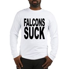 Falcons Suck Long Sleeve T-Shirt