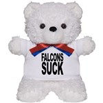 Falcons Suck Teddy Bear