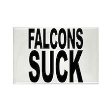 Falcons Suck Rectangle Magnet