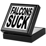 Falcons Suck Keepsake Box