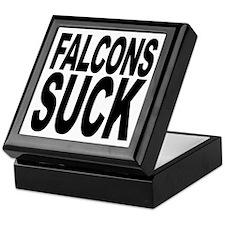 Falcons Suck Keepsake Box