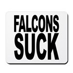 Falcons Suck Mousepad
