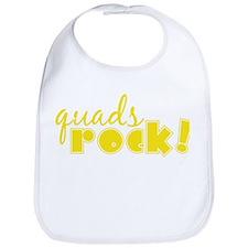 Quads Rock - Bib