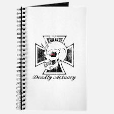 Deadly Skull Actuary Journal
