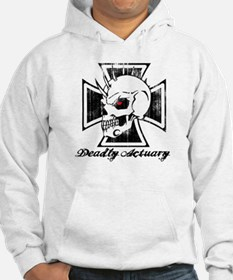 Deadly Skull Actuary Hoodie