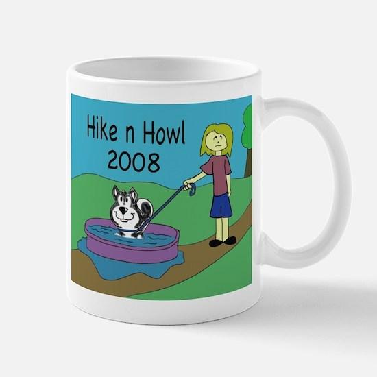 2008 Cartoon Mug