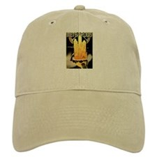 Worker Supporting City Baseball Cap