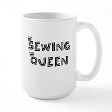Sewing Queen Mug