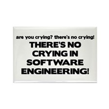 There's No Crying in Software Engineering Rectangl