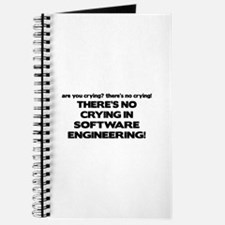 There's No Crying in Software Engineering Journal
