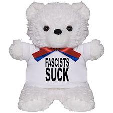 Fascists Suck Teddy Bear