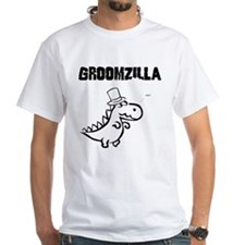Groomzilla: Bridezilla's Doomed Lover Shirt