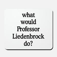 Professor Liedenbrock Mousepad