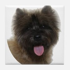 Cairn Terrier Tile Coaster