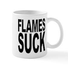 Flames Suck Mug